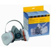 Atemschutzmasken 3M Serie 6000 Maskenset A2P2