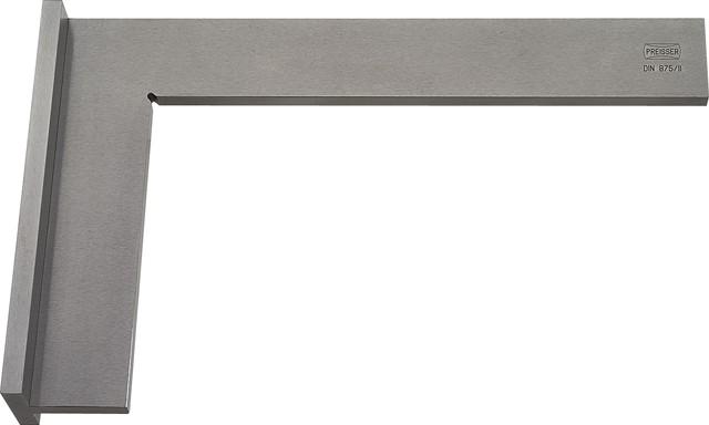Anschlagwinkel Stahlux DIN 875/II
