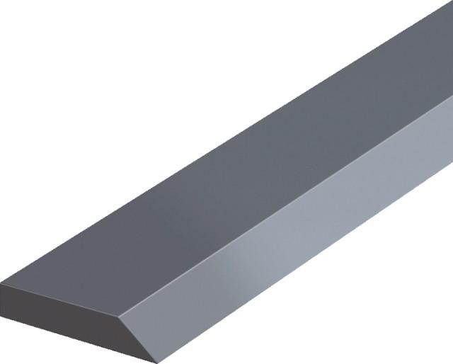 Schlosser-Lineal mit Fase