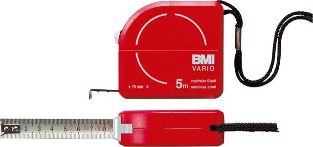 Rollmeter BMI - Typ Vario Inox