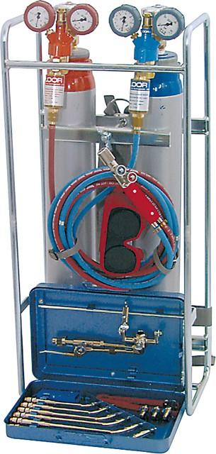 Autogen-Schweissanlage GLOOR - Typ 2100-X