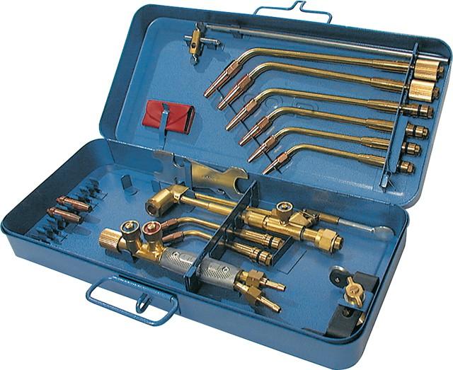 Schweiss- und Schneidgarnitur GLOOR - Typ 7601/7602/7603