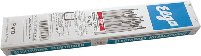 Elektrode Elga P 47 D