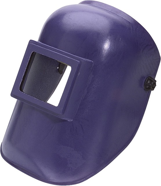 Kopfschutzschild