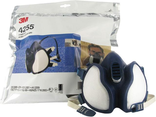 Atemschutzmasken 3M Serie 4000 Halbmaske