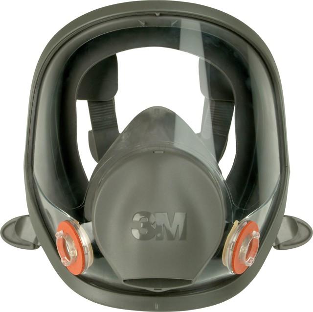 Atemschutzmasken 3M Serie 6000 Vollmasken