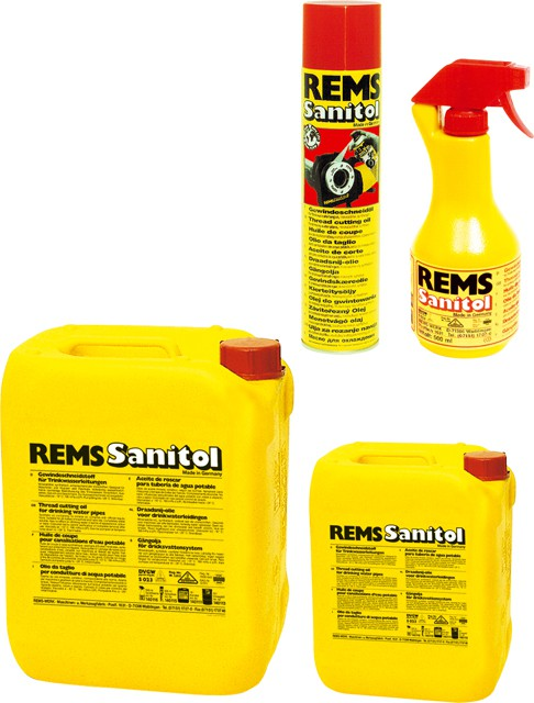 Huile de coupe REMS type SANITOL